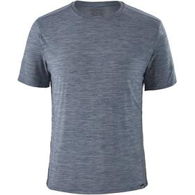 Patagonia Cap Cool Lightweight Shortsleeve Shirt Men blue